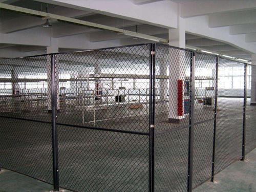 车间护栏网工程案例