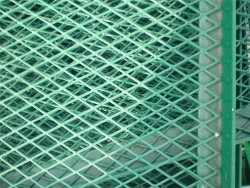 菱形护栏网