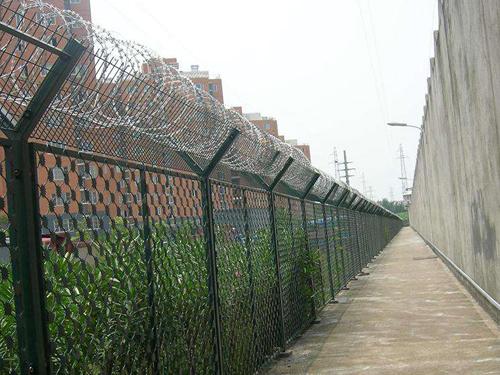 监狱围栏网工程案例